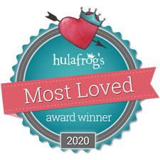 Hula Frogs Most Loved Kids Consignment shop 2020