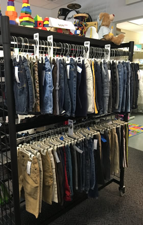Think, that Teen clothing consignment visible, not