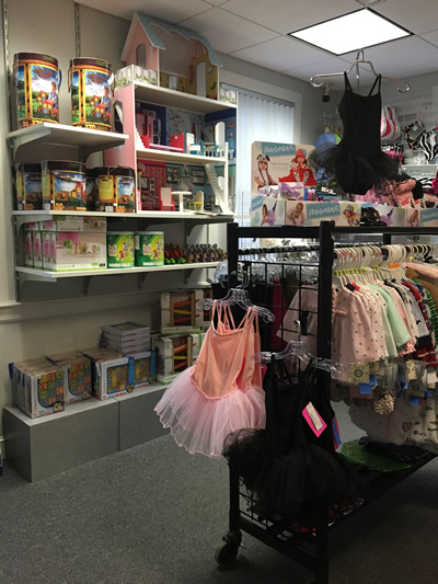 Kids echo boutique